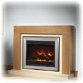 Be Modern Mercury Electric Fireplace Suite