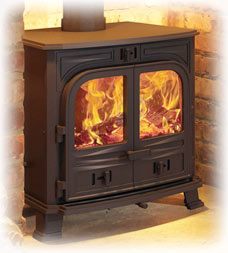 View our range of Broseley Woodburning, Multifuel, Gas and Electric Stoves and Fires