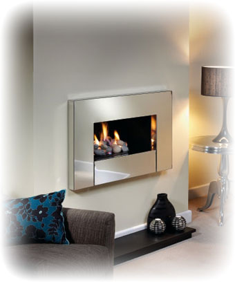 Capital Collection Gas Fire Bowls Electric Wall Mounted