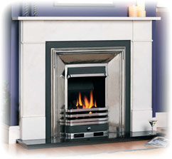 Cast Tec Marble Fireplaces