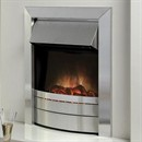 Celsi Essence LCD Electric Fire (Silver)