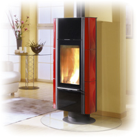 Contemporary Woodburning Stoves