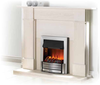 View our range of Dimplex Electric Fires