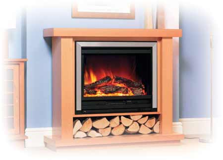 View our range of Burley Fires