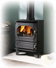 Dunsley Multi-fuel Stove