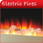 Electric Fires | Wall Mounted, Inset and Electric Fireplace Suites