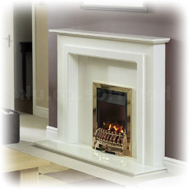 Fireplaces from evolve fire surrounds fireplace inserts for Modern gas fireplace price