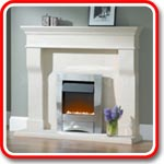 A massive choice of Fireplaces in a large range of materials