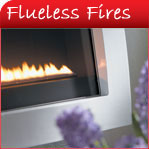 Flueless Fires -  No chimney required!