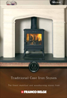 Franco Belge Multi-Fuel Stove Brochure