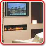 Gas Fires from leading manufacturers