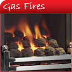 A complete range of Gas Fires at discounted prices