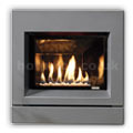 Glass Fronted Gas Fires