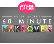 Supplier to ITV's 60 Minute Makeover