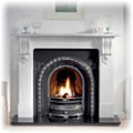 Gallery Collection Kingston Marble Fireplace