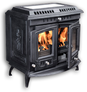 Mulberry Cast Iron Stoves