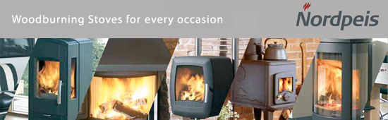 Nordpeis Wood Burning Stoves Header