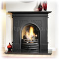 Gallery Collection Pembroke Solid Fuel Fireplace