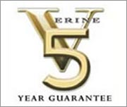 Verine Fires now with 5 Year Guarantee!