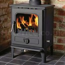 Wood Burning Stove 1
