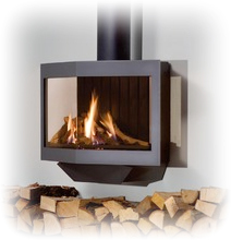 Wanders Wall Mounted Stove