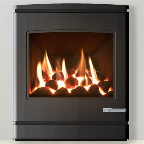 Clearance Yeoman CL7 Inset Balanced Flue Gas Fire (LPG)