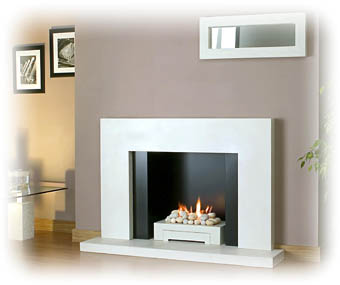 View our range of Gavin Scott Design Fireplaces
