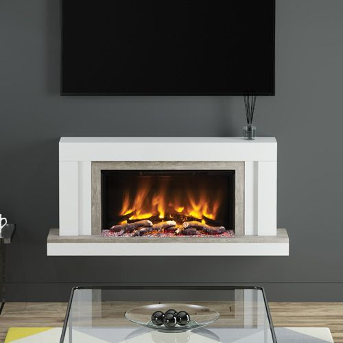 Hang-on-the-Wall Electric Fires