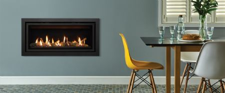 Fireplaces for homes without a chimney or flue