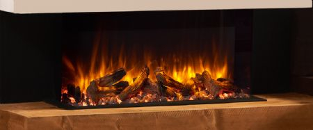 The amazing new Gazco Skope electric fire range